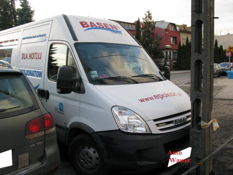 N/29/02/2016 Iveco Daily