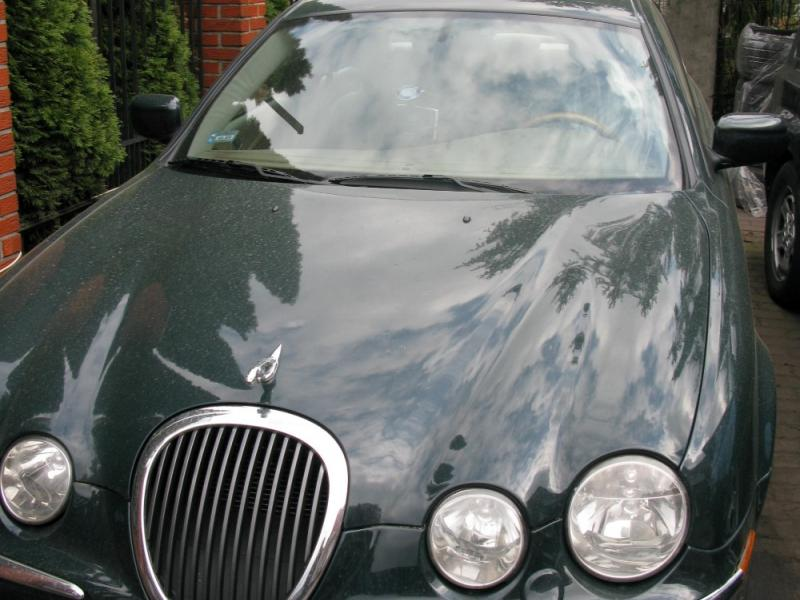 N/16/04/2015 Jaguar s-type