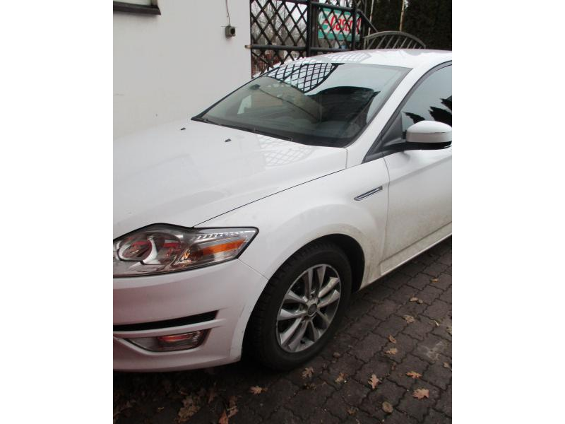 N/60/12/2016 Ford Mondeo