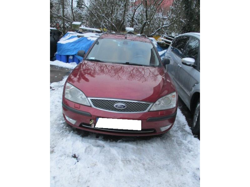 N/20/01/2017 Ford Mondeo